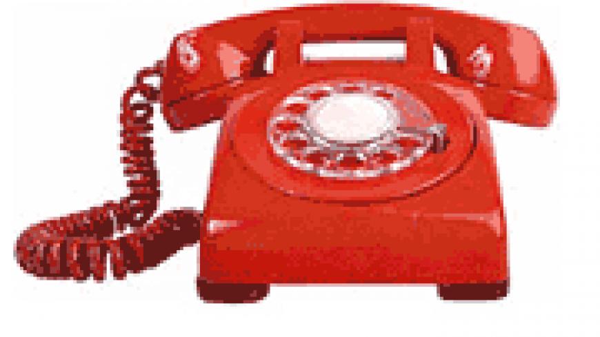 Telefony zaufania
